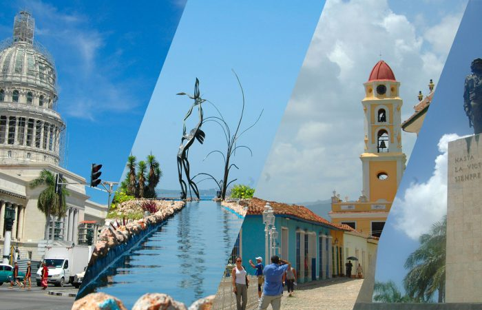 Tour by Havana, Cienfuegos, Trinidad and Santa Clara