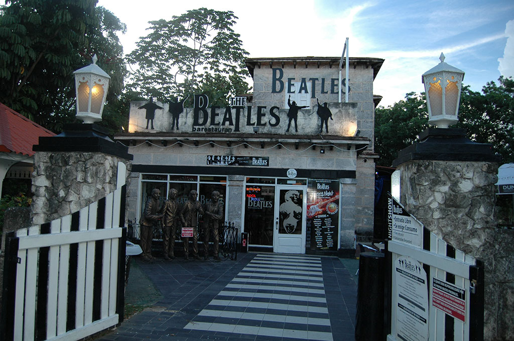 La casa The Beatles