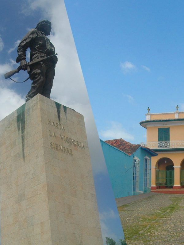 Santa Clara and Trinidad Tour